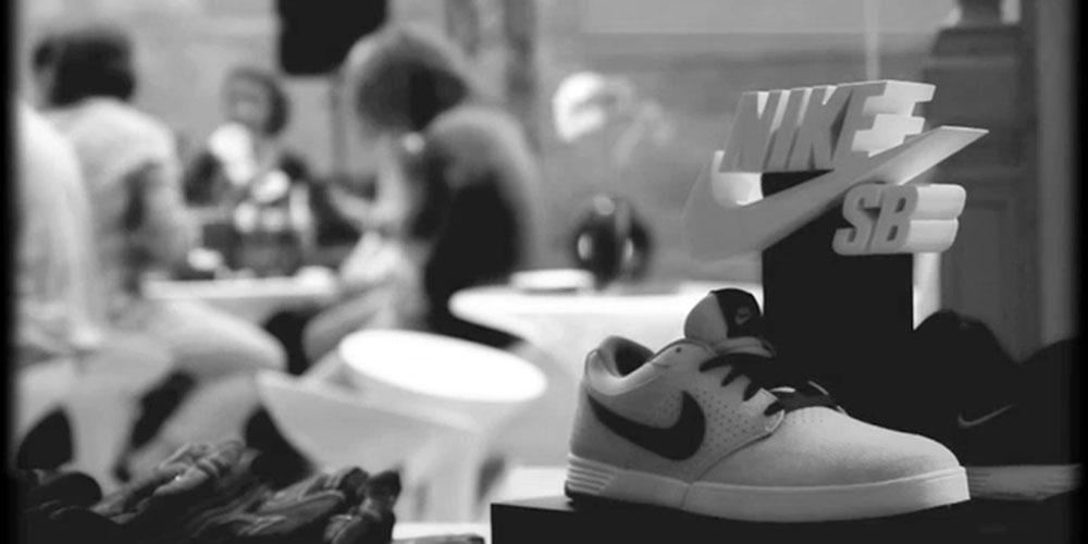 Nike. Corporate.
